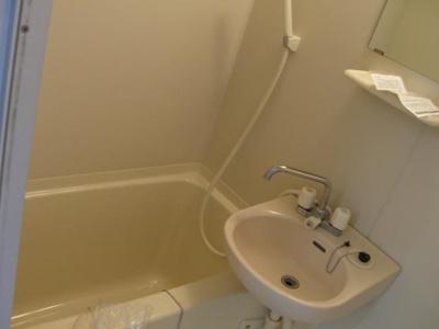 【浴室】アルエットハイム