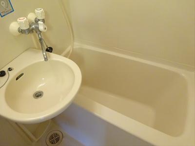 【浴室】ディアモンテ方南町