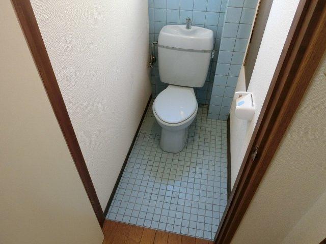 ハイツエイト トイレ