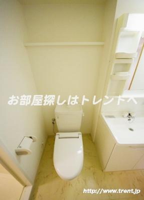 【トイレ】サンヴァーリオ神楽坂