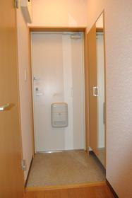 ヴェールメゾンⅢの玄関