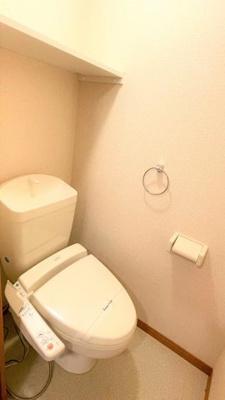【トイレ】クレール光優Ⅰ