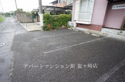 【駐車場】コーポタカネB