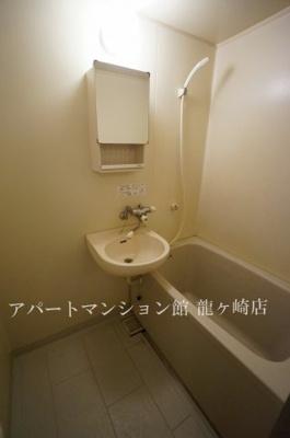 【浴室】コーポタカネB