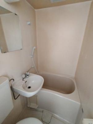 【浴室】ハーモニーハイツ若江東