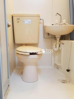 【トイレ】ドリームハイツ