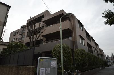 【外観】レクセルマンション京急蒲田