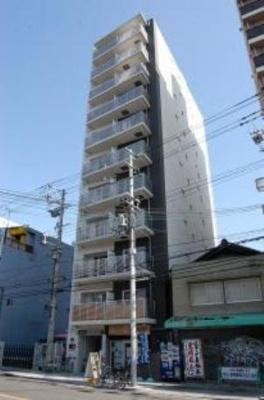 【外観】GROW NANBA MINAMI