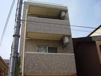 【外観】ウィステリア福島
