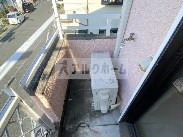 サニーサイド国分(河内国分駅) 玄関