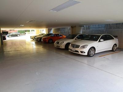 【駐車場】恵比寿センチュリープラザ