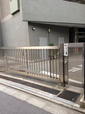 【駐車場】ディアナガーデン恵比寿