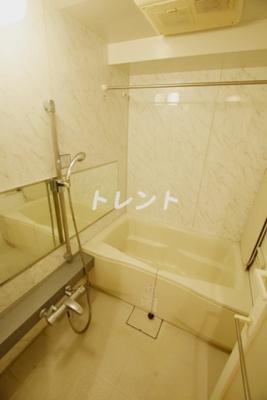 【浴室】デュオスカーラ早稲田