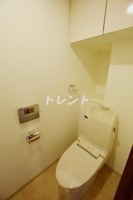 【トイレ】デュオスカーラ早稲田