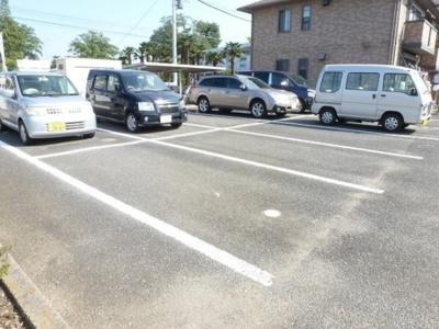 【駐車場】ハーヴェスト・スクエアA/B