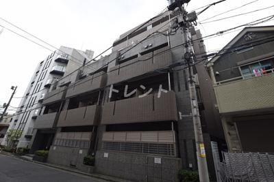 【外観】パレステュディオ早稲田