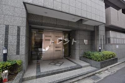 【エントランス】パレステュディオ早稲田