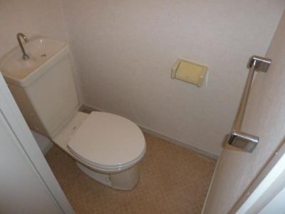 アルテハイム地行(1LDK) トイレ