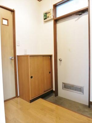 【玄関】Tアパート