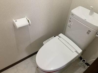 【トイレ】パークハウス石仁