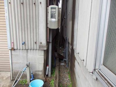 【外観】八尾市上尾町倉庫