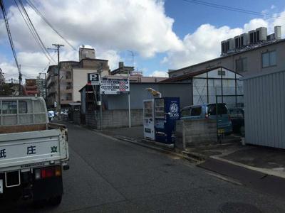 【周辺】寺地町紙庄事務所付倉庫