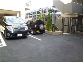 【駐車場】パレステージ町田サウスト