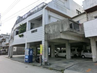 【外観】新垣アパート