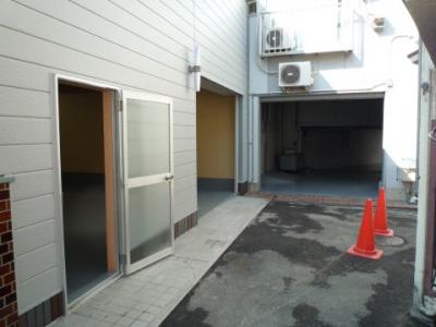 【外観】アーバンハイツ海老江 倉庫・工場