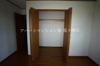 【収納】ラフィーネ佐貫中央A棟
