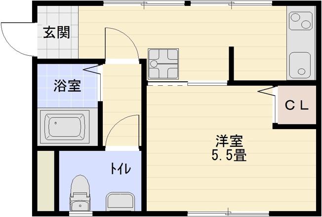 ウエストハイツ(河内国分駅)