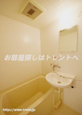 【浴室】エスポワール砂土原
