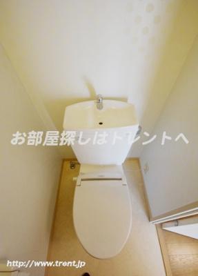 【トイレ】エスポワール砂土原