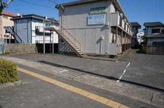 【駐車場】シティハイムけやき