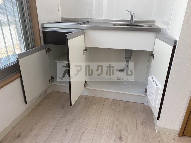 ウエストハイツ(河内国分駅) お風呂