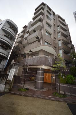【外観】クレッセント目黒3