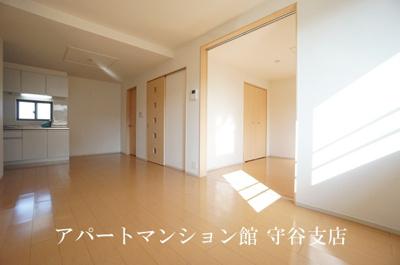 【居間・リビング】KKハイツ