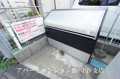 【洗面所】KKハイツ