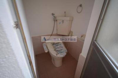 【トイレ】岩本マンション