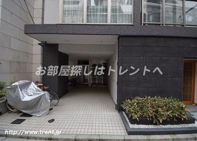 【エントランス】パディホームズ九段南