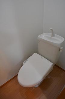 【トイレ】ラポート観音寺2