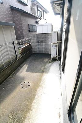 【庭】道東ハイツ5
