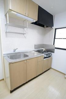 【キッチン】道東ハイツ5