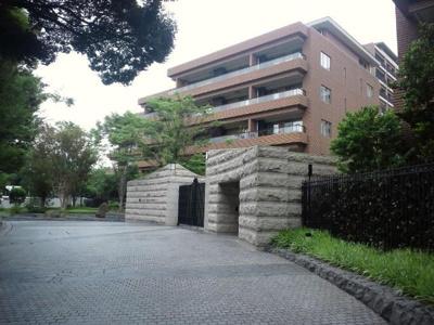【外観】広尾ガーデンフォレストF棟