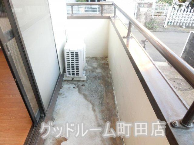 【バルコニー】シャンプル井上