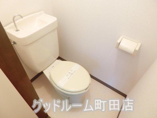 【トイレ】シャンプル井上