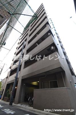 【外観】ロイヤルパレス初台