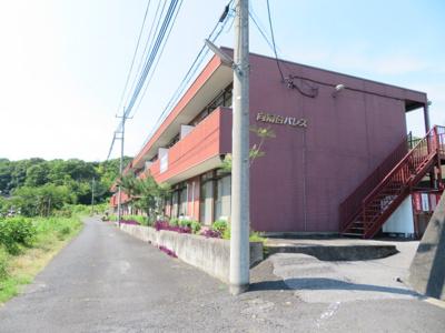 【玄関】向南台パレスA棟