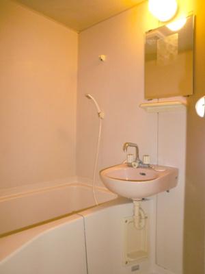 【浴室】向南台パレスA棟