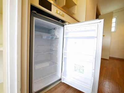 冷蔵庫もついてます。